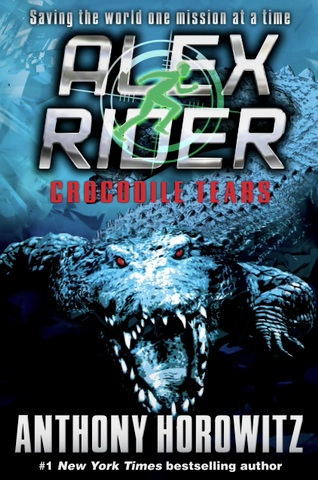 alex rider snakehead book report