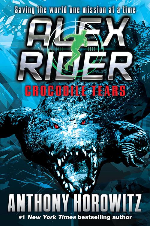 Alex rider book reports