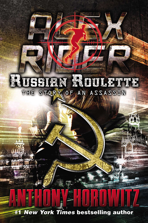 Russian roulette graphic novel